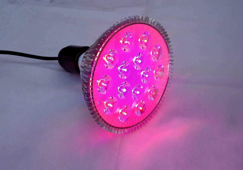 Светодиодный светильник своими руками Выращивание 47
